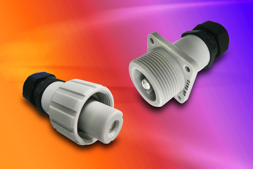 IP67-rated Connector from Amphenol Reduces Mating Mistakes.  (PRNewsFoto/Amphenol Industrial Global Operations)