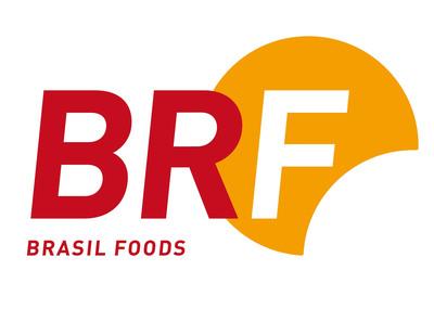 BRF - Brasil Foods S.A. logo. (PRNewsFoto/BRF - Brasil Foods S.A.)