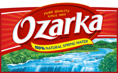 Ozarka® Brand 100% Natural Spring Water Returns to San Antonio to Inspire Runners at the 2013 Rock 'n' Roll San Antonio Marathon & ½ Marathon