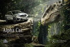 Mercedes-Benz Launches Campaign to Support Universal Pictures and Amblin Entertainment's Jurassic World