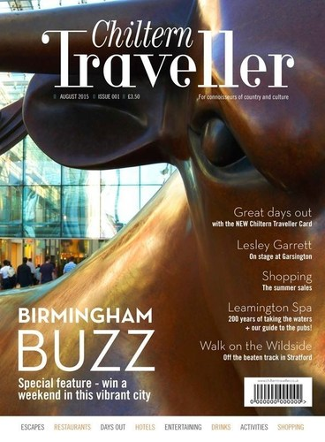 Chiltern Traveller Launches - New Consumer Glossy for the 2 Million Travellers and Tourists in the Chilterns and Heart of England (PRNewsFoto/Chiltern Traveller magazine) (PRNewsFoto/Chiltern Traveller magazine)