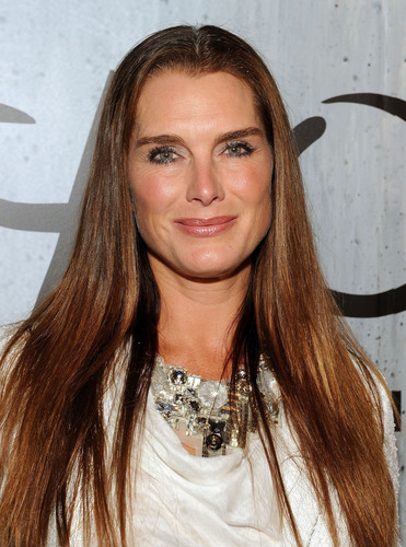 Brooke Shields tops the list of 100 leading celebrities in the groundbreaking InterMedia Entertainment DR Star ...