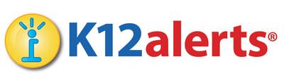 K12 Alerts logo.  (PRNewsFoto/K12 Alerts)