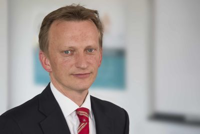 Andreas Evertz was appointed as new CEO of Schenck Process. (PRNewsFoto/Schenck Process GmbH)