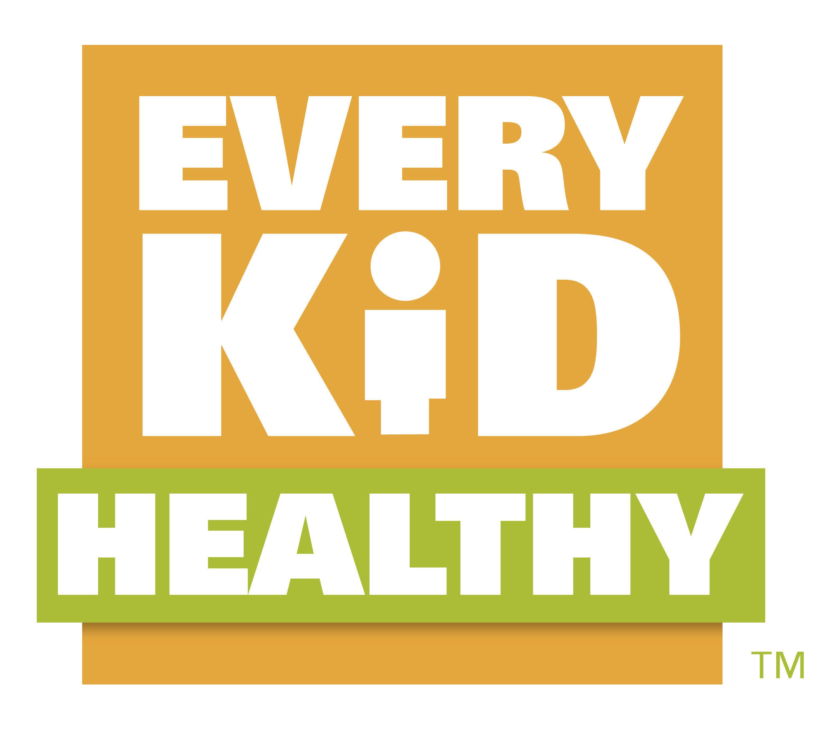 Every Kid Healthy Week, April 25-29, 2016