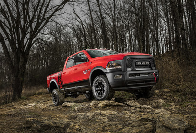 New 2017 Ram Power Wagon - The Ultimate Off-road Truck Benefits from New Design