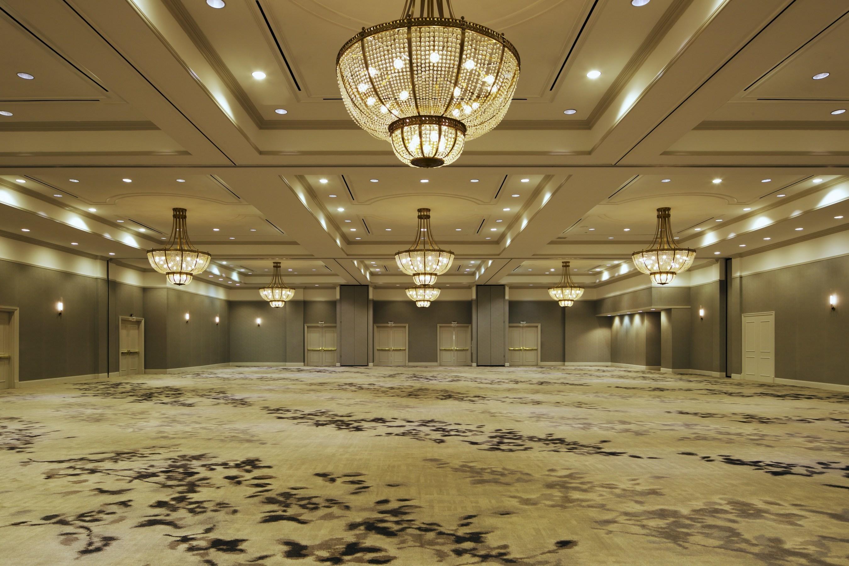 The Grand Ballroom at the JW Marriott Miami
