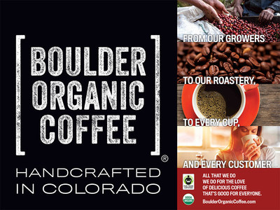 Handcrafted in Colorado: Boulder Organic Coffee Stays on Trend