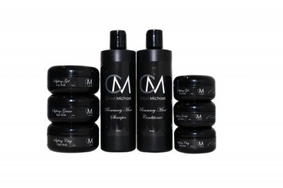 Chad Michael Styling Products