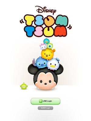 LINE: Disney Tsum Tsum App