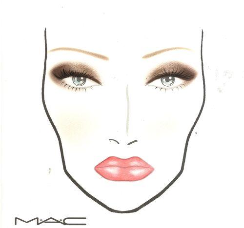 Maxine Peake (PRNewsFoto/MAC Cosmetics)
