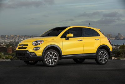 2016 Fiat 500X earned top score in every IIHS crashworthiness test.