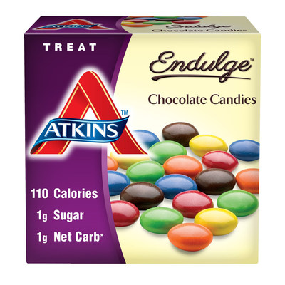 Atkins Nutritionals, Inc. Voluntary Recalls Limited Quantity Of Atkins Chocolate Candies
