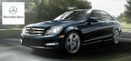 Learn what the Mercedes-Benz C-Class offers that others cannot.  (PRNewsFoto/Aristocrat Motors)