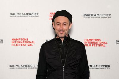 Baume & Mercier Serves As Lead Sponsor Of Hampton's International Film Festival. Alan Cumming seen here on the red carpet at the event.  (PRNewsFoto/Baume & Mercier)