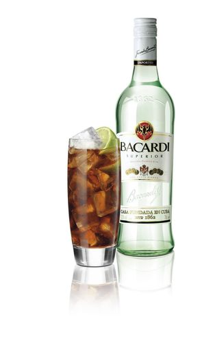 THE CUBA LIBRE COCKTAIL - ORIGINATED WITH BACARDI® RUM - CELEBRATES 113th ANNIVERSARY