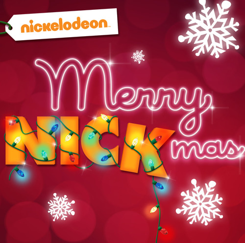 Columbia Records And Nickelodeon Announce The Release Of Merry Nickmas, Available Nov. 20.  (PRNewsFoto/Columbia Records)