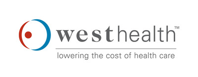 West Health is an independent, one-of-a-kind initiative whose mission is to lower health care costs by creating innovative, patient-centered solutions that deliver the right care at the right place at the right time. Solely funded by pioneering philanthropists Gary and Mary West, it consists of four entities: the West Health Institute, West Health Policy Center, West Health Investment Fund and West Health Incubator.  For more information, find us at www.westhealth.org and follow us @westhealth.  (PRNewsFoto/West Health)