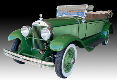 This Prewar 1927 Cadillac Touring Car from the Fred Goulden Museum collection is one of many rare cars that will hit the auction block starting Sept. 29 at J. Levine Auction & Appraisal in Scottsdale, Arizona. The three-day September auction also includes thousands of vintage toys, fine art  and other collectibles from multiple estates. www.jlevines.com