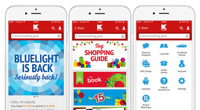 Kmart's Mobile App is Updated with Exclusive Offers and Easy-To-Use Features Just in Time for the Holidays