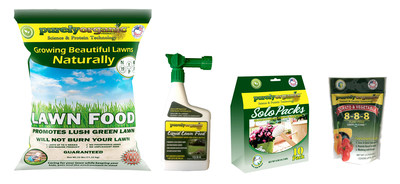 Purely Organic Products Debuts Two New Natural Lawn And