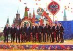1000 days countdown to the FIFA World Cup. Source: FIFA  (PRNewsFoto/HUBLOT)