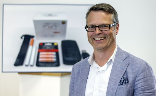 Gamucci Launches Scientific Products Division with Division CEO, Adrian Marshall (PRNewsFoto/Gamucci)