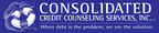 ConsolildatedCredit.org  When Debt is the Problem, We are the Solution.  (PRNewsFoto/Consolidated Credit Counseling Services, Inc.)