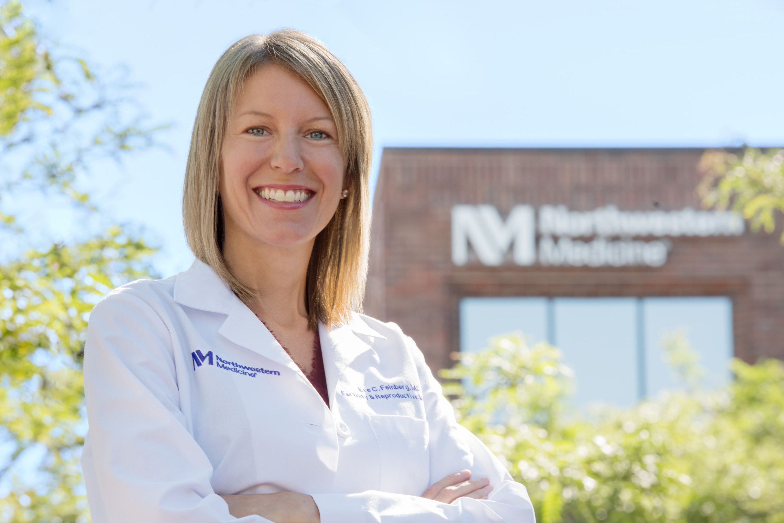Eve Feinberg, MD, Named Medical Director of Northwestern Medicine