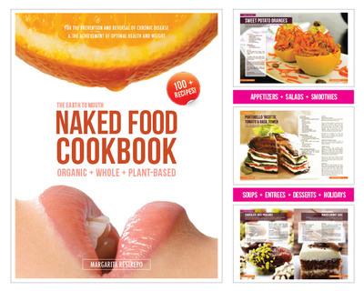 Naked Food Cookbook - image 2. (PRNewsFoto/Naked Food Magazine) (PRNewsFoto/NAKED FOOD MAGAZINE)