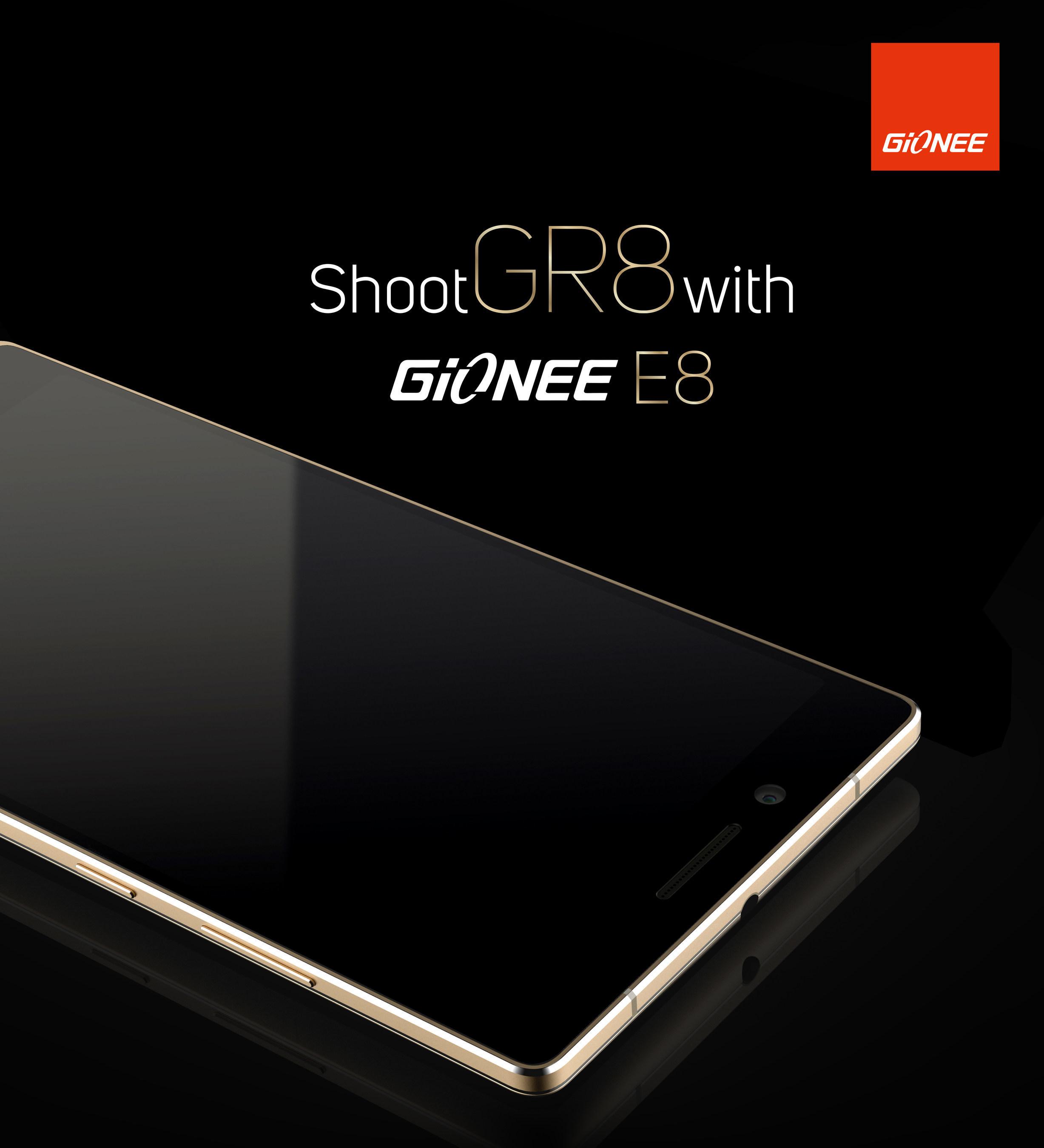 Gionee new flagship smartphone Elife E8