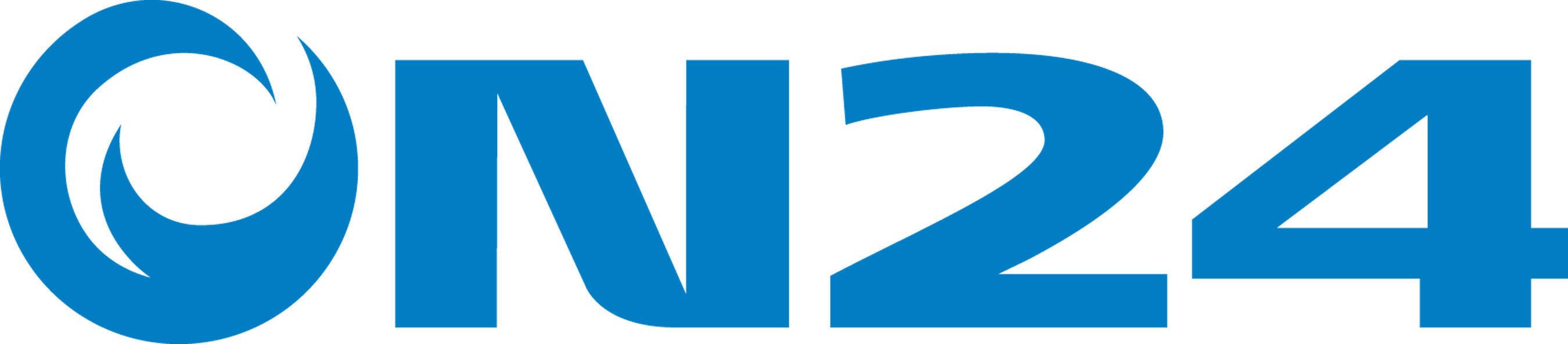 ON24 Logo. (PRNewsFoto/ON24)