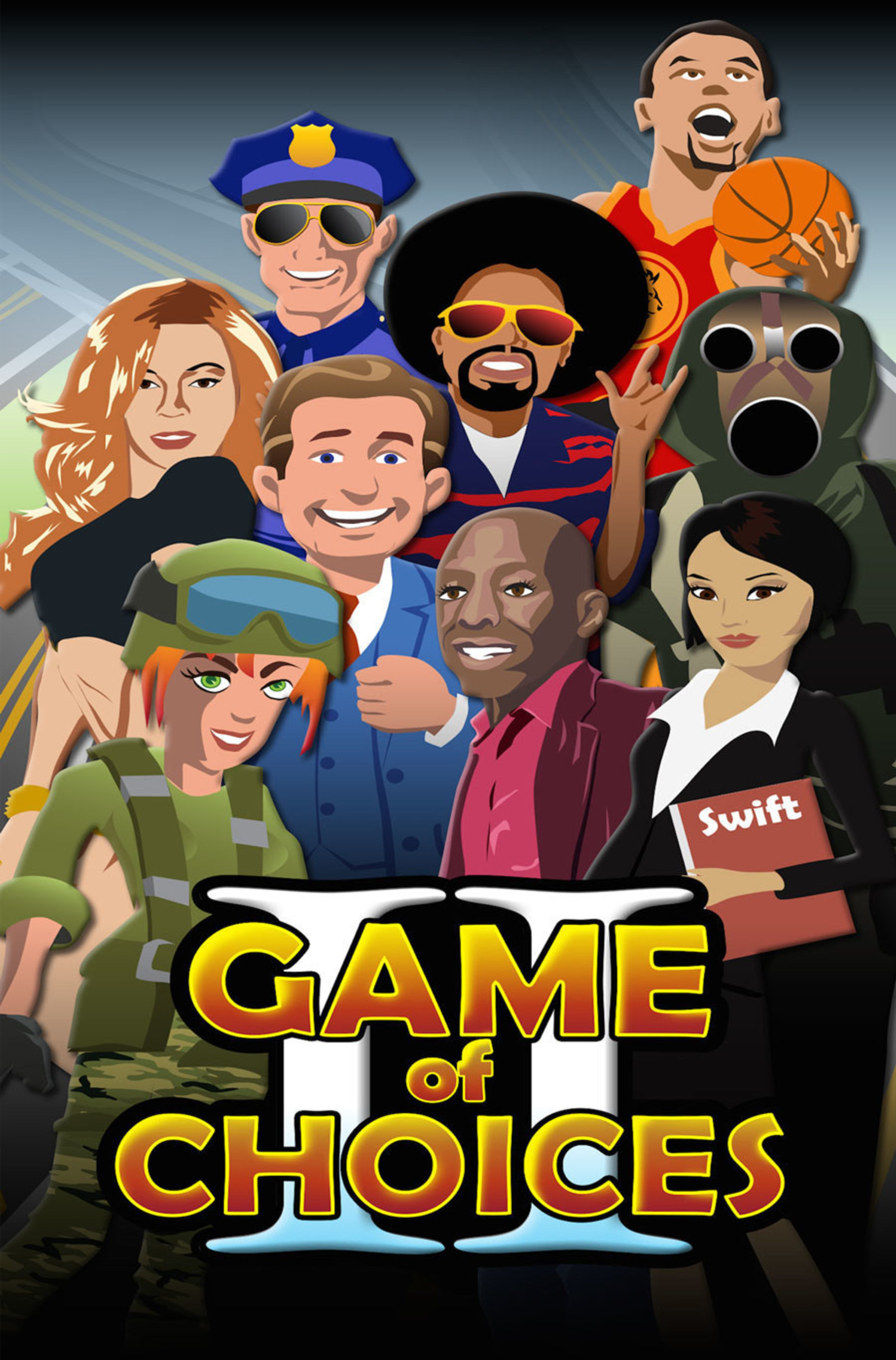 New GAME OF CHOICES® II iOS App Puts Entertaining Twist on Career Decisions