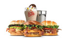 Johnny Rockets New International Burgers and Chicken Sandwich and a new hand-spun shake for peanut butter lovers -- Reese's Peanut Butter Shake. Available for a limited time at participating restaurants across the country.