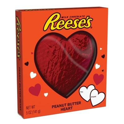 REESE'S Peanut Butter 5 o.z. Heart