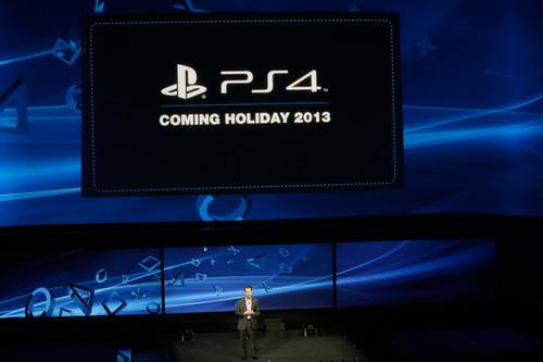 PlayStation 4 coming Holiday 2013. (PRNewsFoto/Sony Computer Entertainment Inc.) (PRNewsFoto/SONY COMPUTER ...