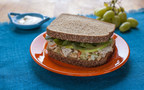 GRAND PRIZE WINNING SANDWICH: Fast 'N' Fresh Curried Chicken Salad Sandwich