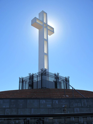 VETERANS GROUP APPEALS IN MT. SOLEDAD VETERANS MEMORIAL FIGHT AFTER COURT ORDERS CROSS REMOVAL.  (PRNewsFoto/Liberty Institute)