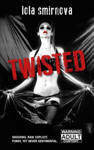 Twisted cover (PRNewsFoto/Book Publicity Services)