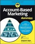 Account-Based Marketing For Dummies by Sangram Vajre, CMO & co-founder of Terminus.