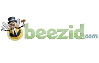 Beezid.com Logo.  (PRNewsFoto/Beezid.com)