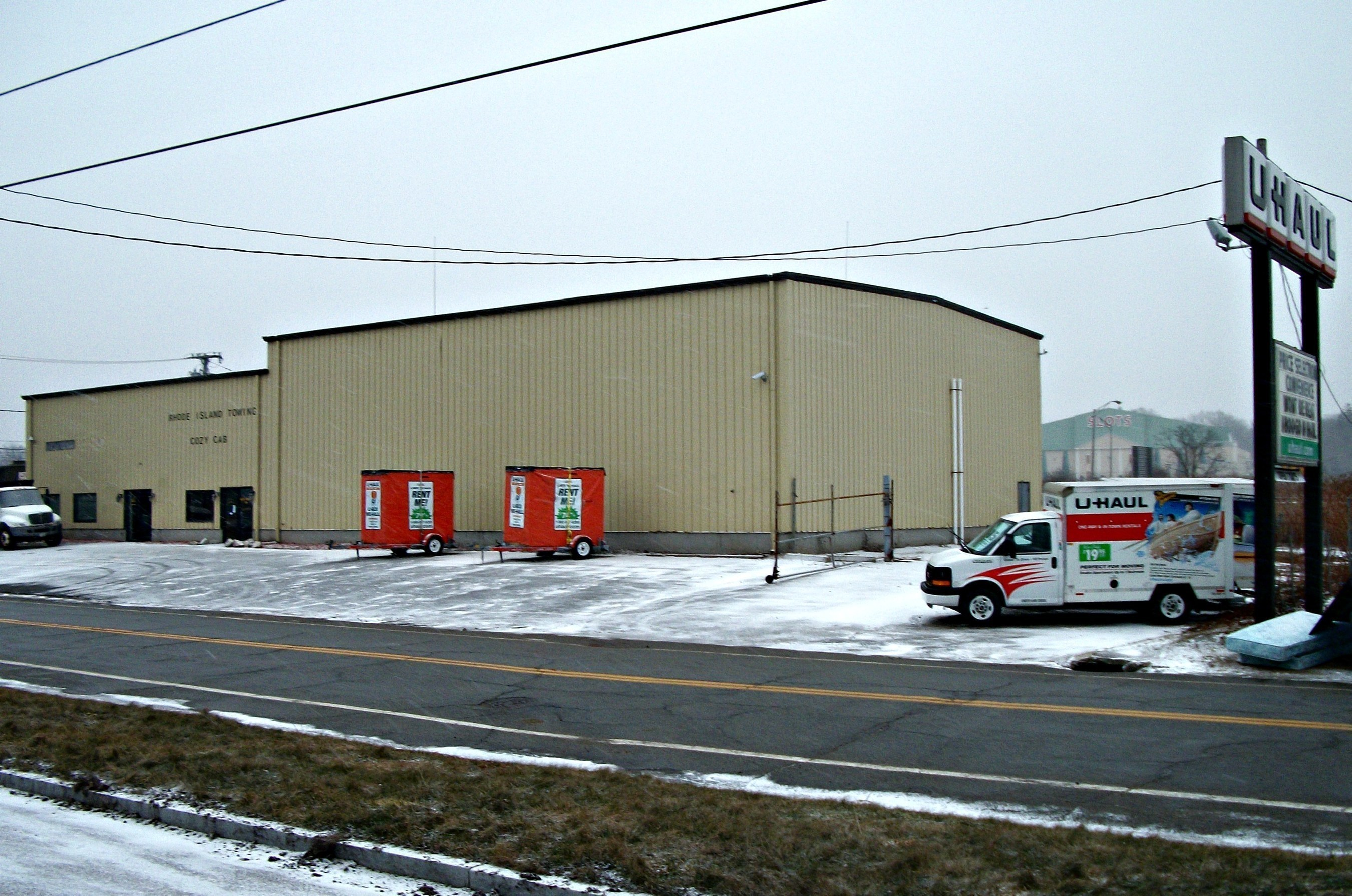 U-Haul customers in and around Newport will soon have more secure and convenient storage options with the forthcoming expansion at U-Haul Moving & Storage of Newport at 111 Connell Hwy.