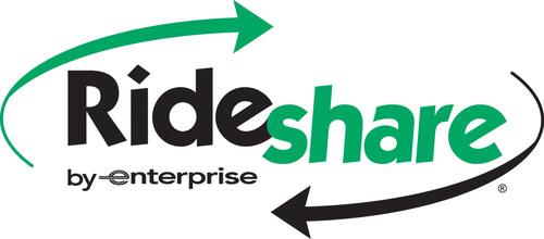 Enterprise Rideshare Logo. (PRNewsFoto/Enterprise Rideshare) (PRNewsFoto/ENTERPRISE RIDESHARE)