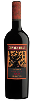 Authentic Red by Gnarly Head.  (PRNewsFoto/Gnarly Head Wines)