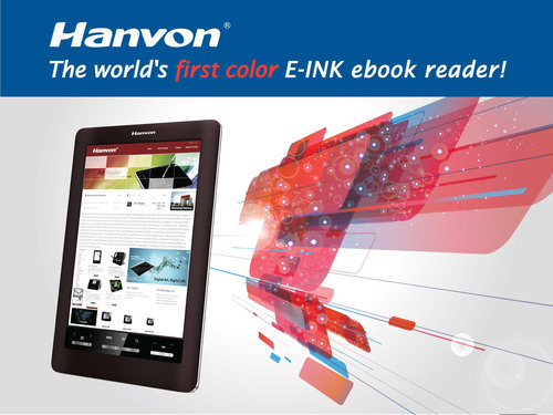 Hanvon Leads the Trend of New-generation Consumer Electronics Products