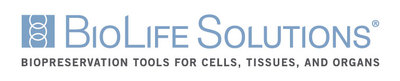 Biolife Solutions Inc. logo.  (PRNewsFoto/BIOLIFE SOLUTIONS INC.)