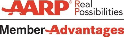 AARP Member Advantages logo (PRNewsFoto/AARP Services Inc.)