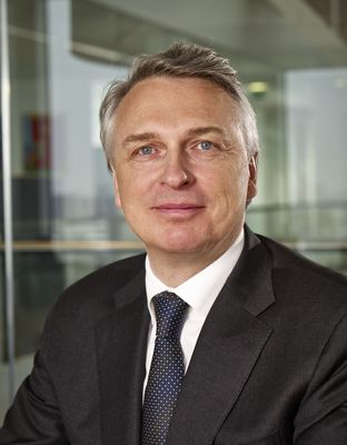 Claus Gramlich-Eicher, Atradius Chief Financial Officer (PRNewsFoto/Atradius N.V.)
