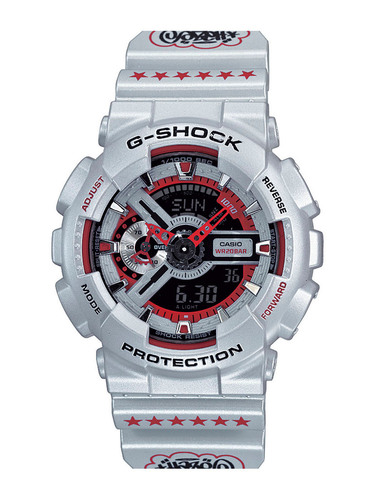 G-Shock and Eric Haze Release a Limited Edition Timepiece to Commemorate G-Shock's 30th Anniversary.  (PRNewsFoto/Casio America, Inc.)