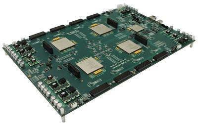 S2C Quad Kintex UltraScale Prodigy Logic Module